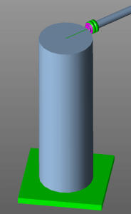 Vessel Example: Rigid Pipe