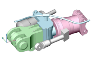 BricsCAD 3D Modeling Assembly