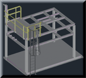 CADWorx Structure Frame