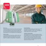 Leica ScanStation P16 Brochure