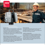 Leica ScanStation P30/P40 Brochure