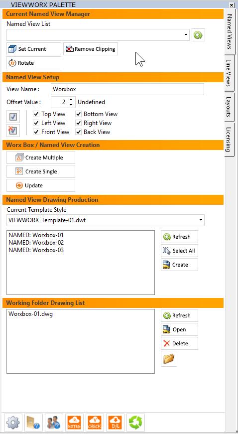 CADWorx Plugin: VIEWWorx