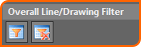 Drawing and Line Number BOM Filter